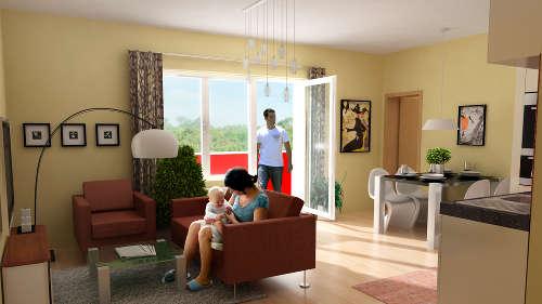 Luxusní byt - B107