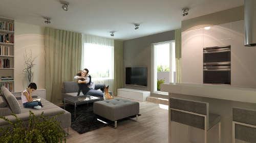 Luxusní byt - A108