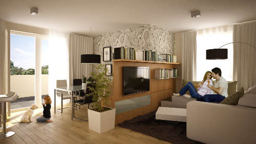 Luxusní byt - M502