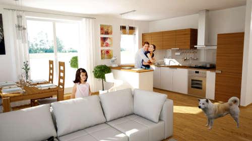 Rodinný byt - N401